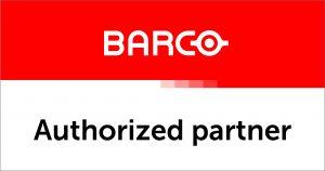 Authorized Barco Partner Logo